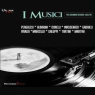I Musici Ayo(Vn): Pergolesi, Corelli, Galuppi, Wassenaer, Marcello, Vivaldi, Etc