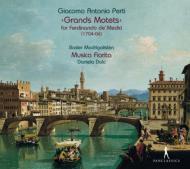 Grands Motets: D.dolci(Organ)/ Musica Fiorita Basler Madrigalisten