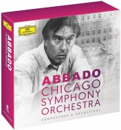 クラウディオ・アバド&シカゴ交響楽団、DG録音集(8CD)