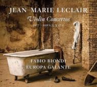 ヴァイオリン協奏曲集 作品7より ファビオ・ビオンディ、エウローパ・ガランテ