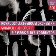 Lohengrin : Mark Elder / Concertgebouw Orchestra, K.F.Vogt, Nylund, Dalayman, Nikitin, Struckmann, etc (2015 Stereo)(3SACD)(Hybrid)