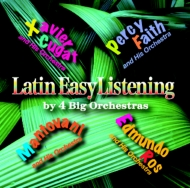 Latin Easy Listening By 4 Big Orchestras