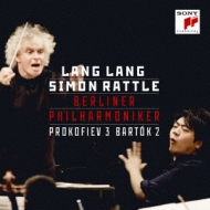 Piano Concerto, 3, : Lang Lang(P)Rattle / Bpo +bartok: Concerto, 2,