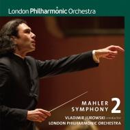 交響曲第2番『復活』 ヴラディーミル・ユロフスキー&ロンドン・フィル、クチェロヴァー、ストーティン(2SACD)