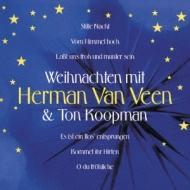 『クリスマス・キャロル・ウィズ・ヘルマン・ファン・フェーン』 トン・コープマン&アムステルダム・バロック管弦楽団、オランダ放送少年合唱団