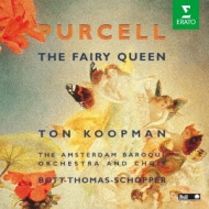 パーセル(1659-1695)/The Fairy Queen: Koopman / Amsterdam Baroque O Bott J.thomas Schopper