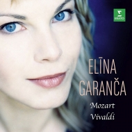 Mozart Arias, Vivaldi Bajazet -Arias : Elina Garanca(Ms)Langree / Camerata Salzburg, Biondi / Europa Galante