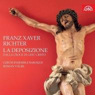 オラトリオ『キリストの降架』 ロマン・ヴァーレク&チェコ・アンサンブル・バロック管弦楽団