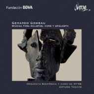 Works For Solists, Choir & Orch: Tamayo / Spanish Rso & Cho Etc