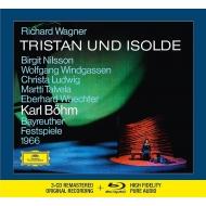 『トリスタンとイゾルデ』全曲 カール・ベーム&バイロイト、ニルソン、ヴィントガッセン、他(1966 ステレオ)(3CD+ブルーレイ・オーディオ)