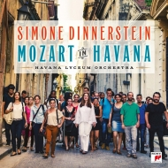 Piano Concerto, 21, 23, : Dinnerstein(P)Padron / Havana Lyceum O