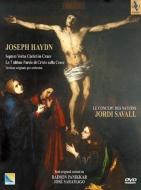 十字架上のキリストの最後の7つの言葉 ジョルディ・サヴァール&ル・コンセール・デ・ナシオン(PAL-DVD)