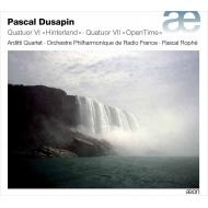 String Quartet, 6, 7, : Arditti Q Rophe / French Radio Po