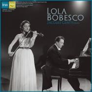 ヴァイオリン・ソナタ第2番(プロコフィエフ)、ヴァイオリン・ソナタ第3番(ブラームス):ボベスコ、ジャンティ (1960,57) (180グラム重量盤レコード/Spectrum Sound)