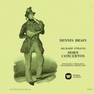 R.Strauss Horn Concertos Nos.1, 2, Hindemith Horn Concerto : Dennis Brain(Hr)Sawallisch / Hindemith / Philharmonia (UHQCD)