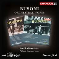管弦楽作品集 ネーメ・ヤルヴィ&BBCフィル、ネルソン・ゲルナー、他(2CD)