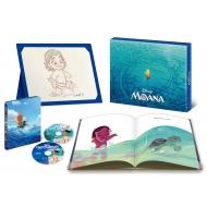【数量限定商品】モアナと伝説の海 MovieNEXプレミアム・ファンBOX [ブルーレイ+DVD]
