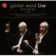 ギュンター・ヴァント・ライヴ(33CD)