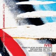 ホリデイ・シンフォニー、ニューイングランドの3つの場所、オーケストラル・セット第2番 リュドヴィク・モルロー&シアトル交響楽団