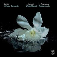 Water Music: Bernardini / Zefiro +telemann