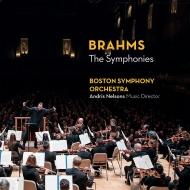 交響曲全集 アンドリス・ネルソンス&ボストン交響楽団(3CD)