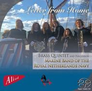 Marine Band Of The Royal Netherlands Navy: Letter From Home