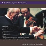 1977年東京公演:エフゲニー・ムラヴィンスキー指揮&レニングラード・フィルハーモニー管弦楽団 (国内プレス/3枚組アナログレコード)