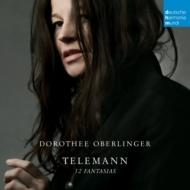 無伴奏フルートのための12の幻想曲 ドロテー・オベルリンガー