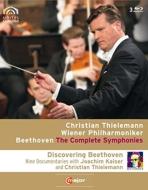 交響曲全集 クリスティアーン・ティーレマン&ウィーン・フィル、ダッシュ、藤村実穂子、ベチャワ、ツェッペンフェルト(3BD)
