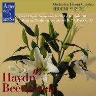 ベートーヴェン:交響曲第7番、ハイドン:交響曲第90番 鈴木秀美&オーケストラ・リベラ・クラシカ