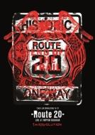 T.M.R. LIVE REVOLUTION'16-'17 -Route 20- LIVE AT NIPPON BUDOKAN (2DVD)