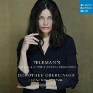ブロックフレーテのための組曲と二重協奏曲集 ドロテー・オベルリンガー、ラインハルト・ゲーベル&アンサンブル1700