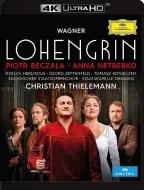 『ローエングリン』全曲 ミーリッツ演出、クリスティアーン・ティーレマン&ドレスデン国立歌劇場、ベチャワ、ネトレプコ、他(2016 ステレオ)(4K ULTRA HD)