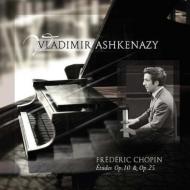 エチュード 第10番、第25番:ヴラディーミル・アシュケナージ (ピアノ)(1959, 1960)(アナログレコード)