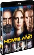 HOMELAND ホームランド シーズン3 SEASONS ブルーレイ・ボックス