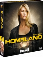HOMELAND ホームランド シーズン5 SEASONS コンパクト・ボックス