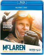 マクラーレン 〜F1に魅せられた男〜ブルーレイ+DVDセット