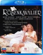 『ばらの騎士』全曲 ヴェルニケ演出、クリスティアーン・ティーレマン&ミュンヘン・フィル、フレミング、ゾフィー・コッホ、ダムラウ、他(2009 ステレオ)