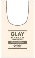 マルシェコットンバッグ ナチュラル / 『GLAY museum』記念グッズ