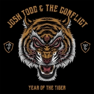 Year Of The Tiger 【初回限定盤】 (CD+DVD)