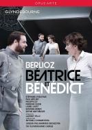 『ベアトリスとベネディクト』全曲 ペリー演出、マナコルダ&ロンドン・フィル、ドゥストラック、アップルビー、他(2016 ステレオ)(日本語字幕付)
