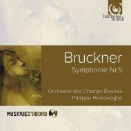 交響曲第5番 フィリップ・ヘレヴェッヘ&シャンゼリゼ管弦楽団