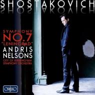 交響曲第7番『レニングラード』 アンドリス・ネルソンス&バーミンガム市交響楽団