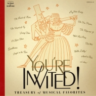 You're Invited!: Treasury Of Musical Favorites 永久保存版 ミュージカル: ソングブック A To Z (3CD)