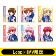 魔法少女リリカルなのは Reflection / ミニ色紙セット(ローソン制服ver.) 【Loppi&HMV限定】