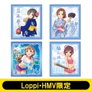 アイドルマスターシンデレラガールズ / ミニ色紙セット(クールver.)【Loppi&HMV限定】