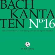 カンタータ集第16集〜第9、30、158番 ルドルフ・ルッツ&バッハ財団管弦楽団