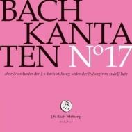 カンタータ集第17集〜第198、214番 ルドルフ・ルッツ&バッハ財団管弦楽団