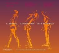 『快活の人、沈思の人、温和の人』 ルドルフ・ルッツ&バッハ財団管弦楽団(2CD)