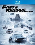 ワイルド・スピード オクタロジー Blu-ray SET <初回生産限定>